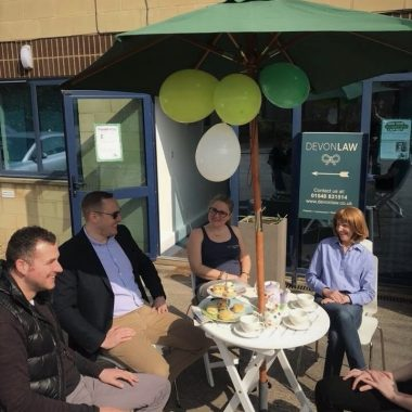 Charity Cream Tea every 2nd Saturday of the month – 21 July 2018